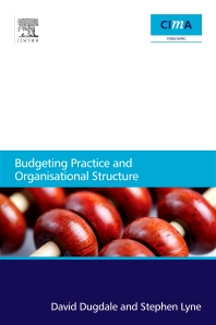 Cover image for Budgeting Practice and Organisational Structure