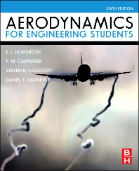 Aerodynamics for Engineering Students, 6th Edition,E. L. Houghton,P. W. Carpenter,Steven Collicott,Dan Valentine,ISBN9780080966328