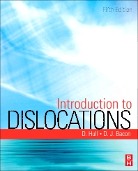 Cover image for Introduction to Dislocations