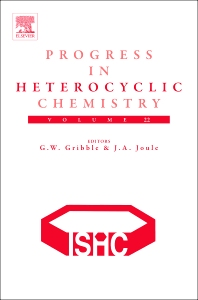 Progress in Heterocyclic Chemistry, 1st Edition,Gordon Gribble,John Joule,ISBN9780080966854