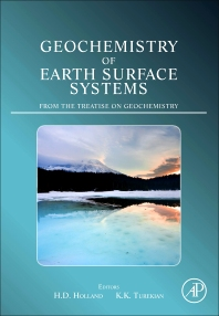 Cover image for Geochemistry of Earth Surface Systems
