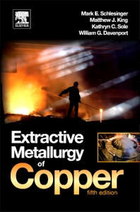 Extractive Metallurgy of Copper - 5th Edition - ISBN: 9780080967899, 9780080967905