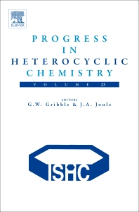 Progress in Heterocyclic Chemistry - 1st Edition - ISBN: 9780080968056, 9780080968063