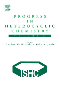 Progress in Heterocyclic Chemistry - 1st Edition - ISBN: 9780080968070, 9780080968087