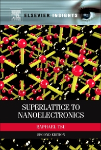 Superlattice to Nanoelectronics - 2nd Edition - ISBN: 9780080968131, 9780080968148
