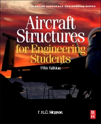 Aircraft Structures for Engineering Students, 5th Edition,T.H.G. Megson,ISBN9780080969053