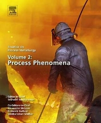 Treatise on Process Metallurgy, Volume 2: Process Phenomena, 1st Edition,Seshadri Seetharaman,ISBN9780080969848