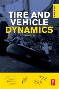 Tire and Vehicle Dynamics, 3rd Edition,Hans Pacejka,ISBN9780080970165