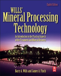 cover of Wills' Mineral Processing Technology - 8th Edition