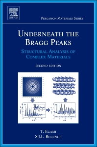 Book Series: Underneath the Bragg Peaks