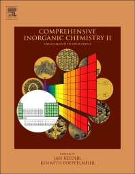 Cover image for Comprehensive Inorganic Chemistry II