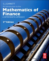 Cover image for An Introduction to the Mathematics of Finance
