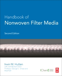 cover of Handbook of Nonwoven Filter Media - 2nd Edition