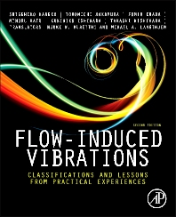 Cover image for Flow-Induced Vibrations