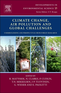 Cover image for Climate Change, Air Pollution and Global Challenges