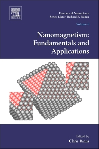 Cover image for Nanomagnetism: Fundamentals and Applications