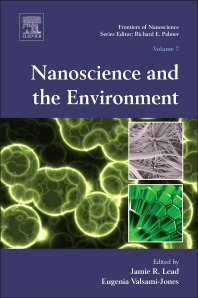 Cover image for Nanoscience and the Environment