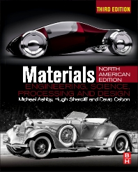 Materials, 3rd Edition,Michael Ashby,Hugh Shercliff,David Cebon,ISBN9780080994345