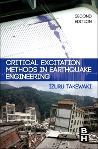 Cover image for Critical Excitation Methods in Earthquake Engineering