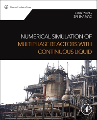 Cover image for Numerical Simulation of Multiphase Reactors with Continuous Liquid Phase