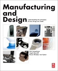 Cover image for Manufacturing and Design
