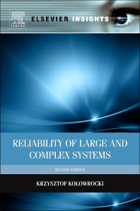 Cover image for Reliability of Large and Complex Systems