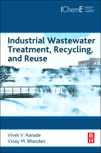 cover of Industrial Wastewater Treatment, Recycling and Reuse - 1st Edition