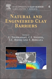 Cover image for Natural and Engineered Clay Barriers