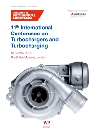 Cover image for 11th International Conference on Turbochargers and Turbocharging