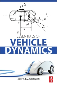 Cover image for Essentials of Vehicle Dynamics