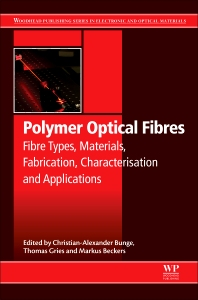 Cover image for Polymer Optical Fibres