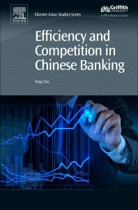 Cover image for Efficiency and Competition in Chinese Banking