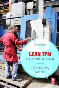 Lean TPM - 2nd Edition - ISBN: 9780081000908, 9780081001103