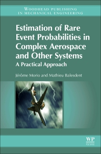 Cover image for Estimation of Rare Event Probabilities in Complex Aerospace and Other Systems