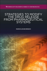 Cover image for Strategies to Modify the Drug Release from Pharmaceutical Systems