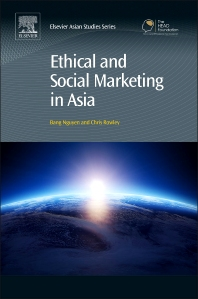 Cover image for Ethical and Social Marketing in Asia