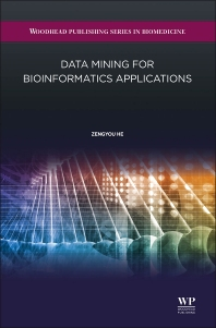 Cover image for Data Mining for Bioinformatics Applications