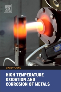 Cover image for High Temperature Oxidation and Corrosion of Metals