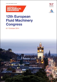 Cover image for Fluid Machinery Congress 6-7 October 2014