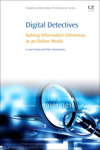 Cover image for Digital Detectives