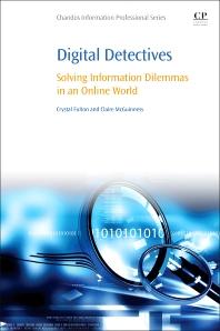 Cover image for Digital Detectives