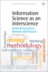 Information Science as an Interscience - 1st Edition - ISBN: 9780081001400, 9780081001837