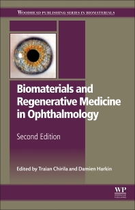 Cover image for Biomaterials and Regenerative Medicine in Ophthalmology