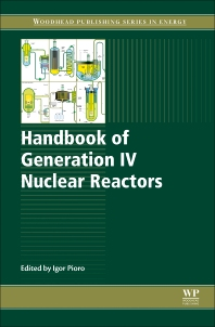Cover image for Handbook of Generation IV Nuclear Reactors