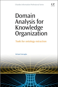 Cover image for Domain Analysis for Knowledge Organization