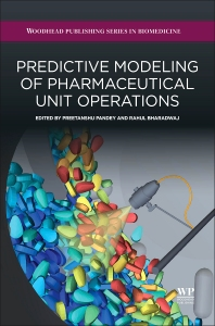 Cover image for Predictive Modeling of Pharmaceutical Unit Operations