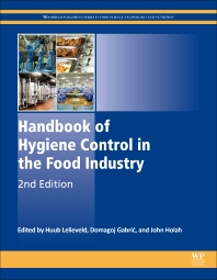 Cover image for Handbook of Hygiene Control in the Food Industry
