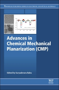 Advances in Chemical Mechanical Planarization (CMP) - 1st Edition - ISBN: 9780081001653, 9780081002186