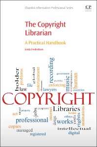 Cover image for The Copyright Librarian