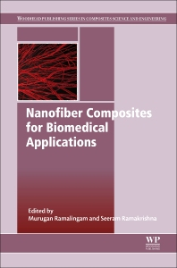 Cover image for Nanofiber Composites for Biomedical Applications